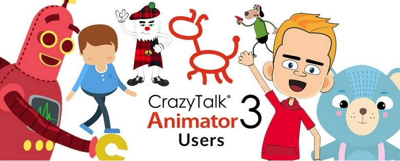 Crazytalk Animator 3